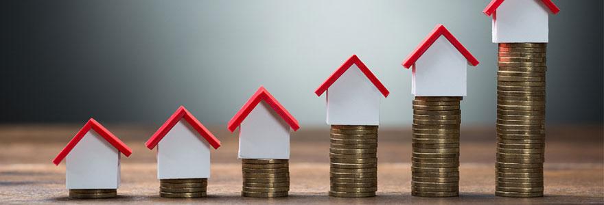 Estimation de biens immobilier