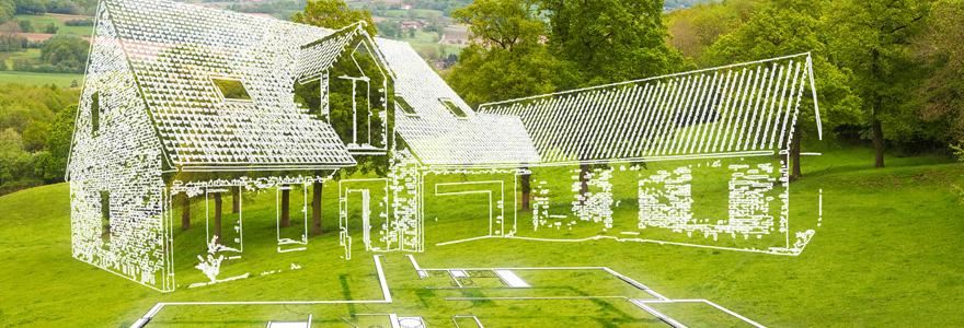 Trouver un bien immobilier ou un terrain à bâtir