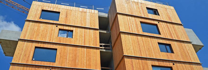 choisir un immeuble en bois pour votre entreprise